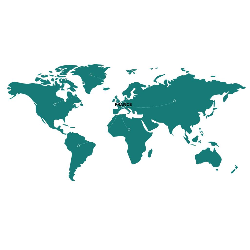 Recrutement médical international