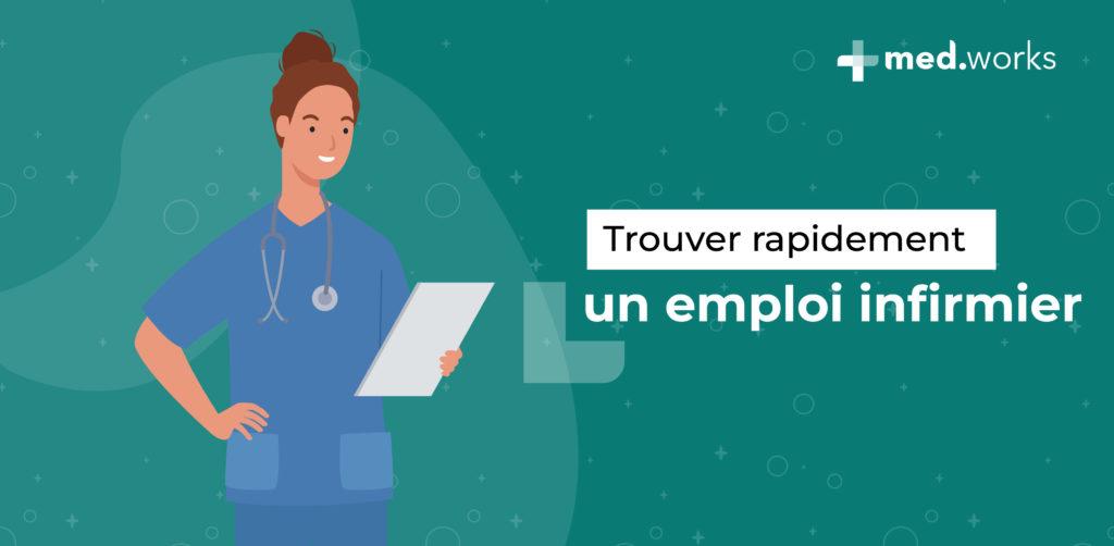 offre emploi infirmier